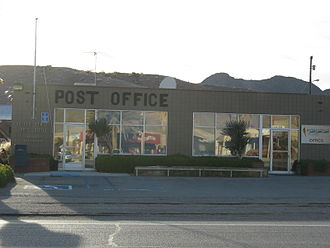 Shoshone, California - Shoshone Post Office