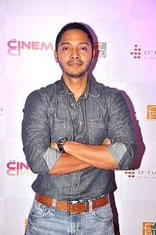 Shreyas Talpade at the launch of 'Its Only Cinema' magazine 05.jpg