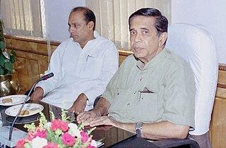 Oscar Fernandes Indian politician
