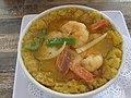 Shrimp mofongo from Rompeolas restaurant in Aguadilla, Puerto Rico.jpg