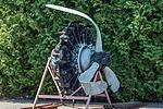 Shvetsov M-62IR engine in the Great Patriotic War Museum 5-jun-2014.jpg