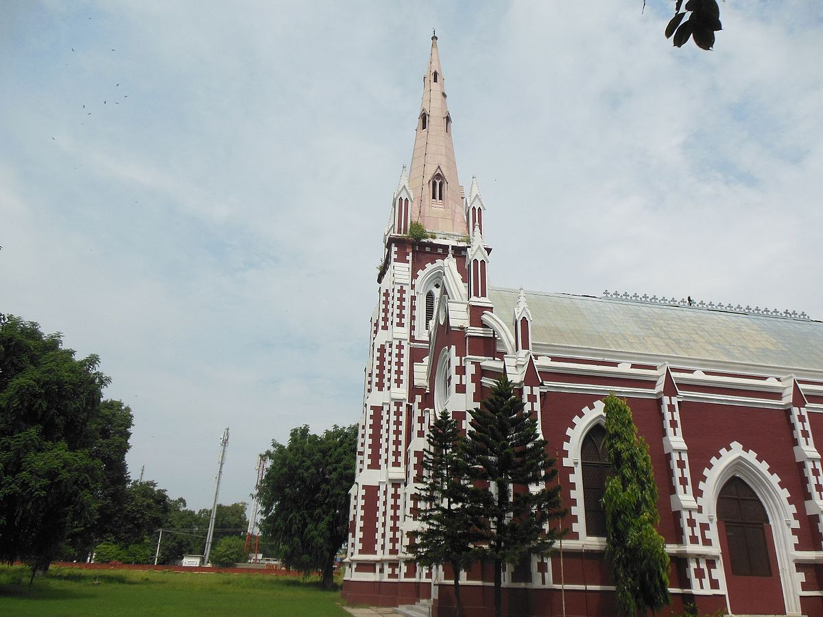 sialkot cathedral