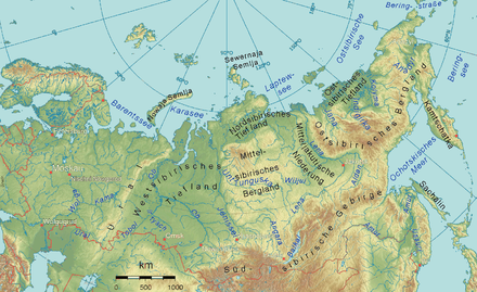 Outline Of Russia Wikiwand