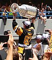 Sidney Crosby raises the cup (27596105752) (cropped2).jpg