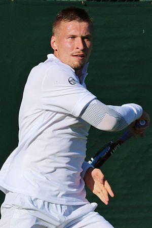 Alexandre Sidorenko - Sidorenko at the 2016 Wimbledon Championships
