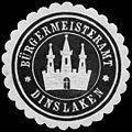 Siegelmarke Bürgermeisteramt Dinslaken W0293151.jpg