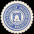Siegelmarke Königreich Preussen - Stadt Nastätten W0235283.jpg