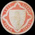 Siegelmarke Siegel der Stadt Wedel 1877 W0325683.jpg