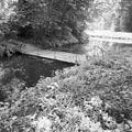 Sierlijke vlotbrug voor voetgangers, vanuit het noord-westen - Dordrecht - 20065038 - RCE.jpg