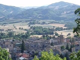 Sigillo Comune in Umbria, Italy