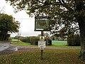 Sign for Wephurst Park - geograph.org.uk - 1567839.jpg