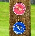 Signpost, Bangor - geograph.org.uk - 1239390.jpg