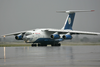 The Ilyushin Il-76TD that crashed in 2011; picture taken in 2007