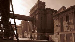 Anghel Saligny - Constanţa silos