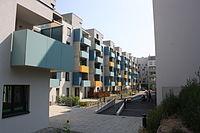 Simmering, Neubaugebiet Mautner-Markhof-Gründe 02.JPG
