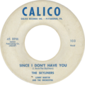 Since I Don't Have You by The Skyliners US single (variant 2).png