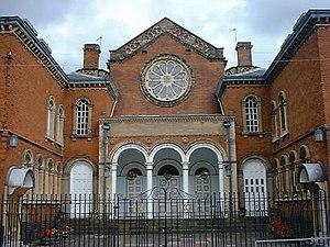 Singers Hill Synagogue - Singers Hill Synagogue