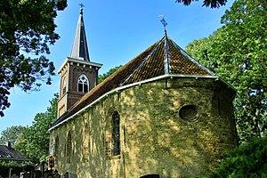 Britswert - Britswert church