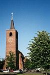sint-petruskerk op lammenschans