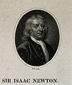 Sir Isaac Newton. Stipple engraving by W. Holl, 1819, after Wellcome V0004267ER.jpg