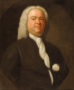 Henry Sacheverell - Sir Samuel Garrard, 4th Baronet, the Lord Mayor of London who appointed Sacheverell to deliver his most famous sermon
