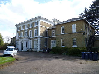 Chase Side - Image: Sir Thomas Lipton Care Home, Southgate 02