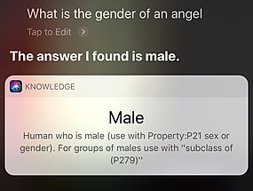 Siri answers 'what is the gender of an angel?'.jpg