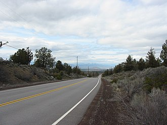 California County Routes in zone A - CR A12