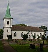 Fil:Sjogerstads kyrka Västergötland Sweden 1.JPG