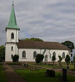Sjogerstads kyrka Västergötland Sweden 1.JPG