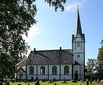 Skatval Church - Image: Skatval kirke