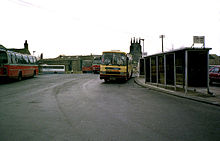 Skipton Bus Station Car Park