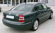 Skoda Superb rear 20080524.jpg