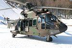 Slovenska vojska je tudi letos podprla Smučarsko zvezo Slovenije pri izvedbi zaključka svetovnega pokala v smučarskih poletih v Planici 4.jpg