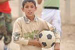 Soccer game in Baghdad, Iraq DVIDS172409.jpg