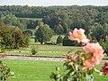Socha truchlící ženy z Růžového sadu.JPG