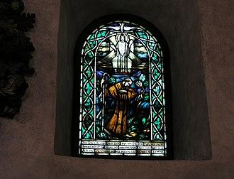 Solna Church - Church window