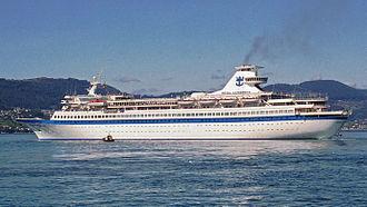 MS Formosa Queen - MS Song of Norway in 1994