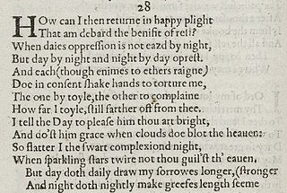 Sonnet 28 poem by William Shakespeare