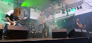 Sotajumala Finnish band
