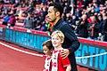 Southampton FC versus FC Augsburg (36304197506).jpg