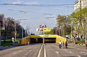 Southern entrance of Tagansky tunnel 2.jpg