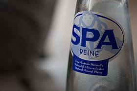 Image illustrative de l'article Spa (eau minérale)