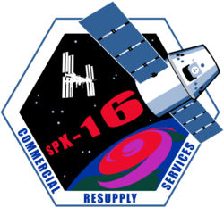 SpaceX CRS-16