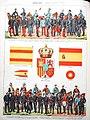Spanish aemy (Nouveaau Larousse,c. 1900) DSCN2844.jpg