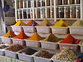 Spices in the medina of Marrakech (2845162711).jpg