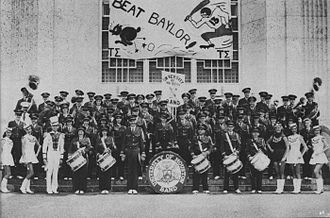 Spirit of Houston - The 1951 Spirit of Houston Cougar Marching Band