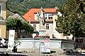 Spitz NÖ Brunnen Kirchenplatz.JPG