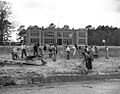 Springfield High School in Springfield Louisiana in 1937.jpg