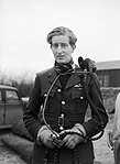 "Squadron Leader Hugh ""Cocky"" Dundas, CO of No. 56 Squadron RAF at Duxford, Cambridegshire, 2 January 1942. CH4545.jpg"
